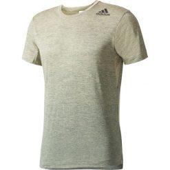 Adidas Koszulka męska FreeLift Gradient szara r. XL. Szare t-shirty męskie Adidas, m. Za 134,69 zł.