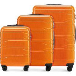 Walizki: 56-3P-88S-55 Zestaw walizek