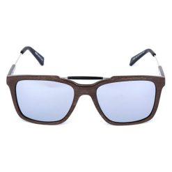 """Okulary przeciwsłoneczne męskie: Okulary przeciwsłoneczne """"KZ510702"""" w kolorze czarnym"""