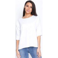 Biała Bluzka To Revive. Białe bluzki damskie Born2be, m. Za 29,99 zł.