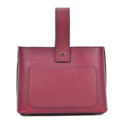 Torebka w kolorze czerwonym - (S)25 x (W)17 x (G)10,5 cm. Czerwone torebki klasyczne damskie Bestsellers bags, z materiału. W wyprzedaży za 229,95 zł.