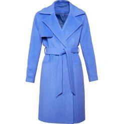 Płaszcze damskie pastelowe: 2nd Day Płaszcz wełniany /Płaszcz klasyczny deep blue