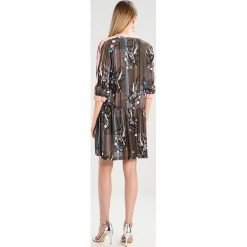 Sukienki hiszpanki: Sisley DRESS Sukienka letnia beige/light blue