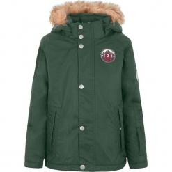 """Kurtka narciarska """"Mall"""" w kolorze zielonym. Zielone kurtki chłopięce marki Ticket to Heaven, z polaru. W wyprzedaży za 172,95 zł."""