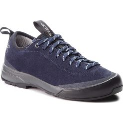 Trekkingi ARC'TERYX - Acrux Sl Leather W 070431-367013 G0 Black Sapphire/Ion. Niebieskie buty trekkingowe damskie Arc'teryx. W wyprzedaży za 599,00 zł.