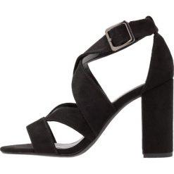 Sandały damskie: New Look SANGRIA Sandały na obcasie black