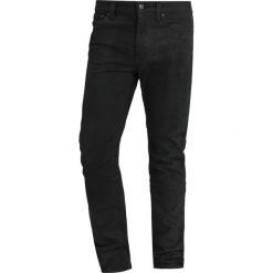 Nudie Jeans LEAN DEAN Jeansy Slim Fit black dusk. Czarne jeansy męskie relaxed fit marki Criminal Damage. Za 579,00 zł.