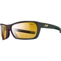 """Okulary przeciwsłoneczne męskie: Okulary przeciwsłoneczne """"Blast"""" w kolorze czarno-żółtym"""