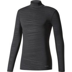 Adidas Koszulka męska TechFit Climawarm czarna r. XL (CD3851). Białe koszulki sportowe męskie marki Adidas, m. Za 139,45 zł.