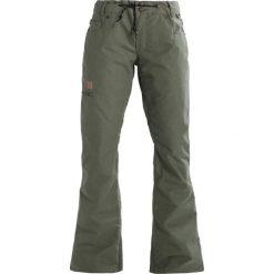 DC Shoes VIVA Spodnie narciarskie beetle. Zielone bryczesy damskie DC Shoes, s, z materiału, narciarskie. W wyprzedaży za 599,25 zł.