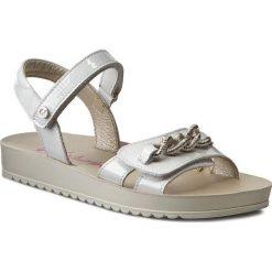 Sandały dziewczęce: Sandały NATURINO – 6004 0010502030.02.9111 Bianco