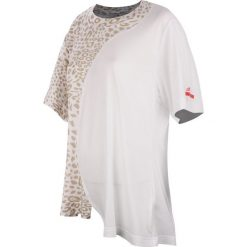 Koszulka sportowa Stella McCartney ADIDAS ESSENTIALS GRAPHIC TEE / M60303. Szare topy sportowe damskie adidas Stella McCartney, m. Za 79,00 zł.