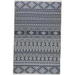 Chusta hammam w kolorze szarym - 200 x 140 cm. Czarne chusty damskie marki Hamamtowels, z bawełny. W wyprzedaży za 87,95 zł.