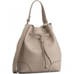 Torebka FURLA - Stacy 1014389 B BOW6 K59 Sabbia b. Szare torebki klasyczne damskie marki Furla, ze skóry. Za 1355,00 zł.