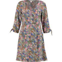 Sukienki hiszpanki: Cortefiel ESTAMPADA Sukienka letnia green