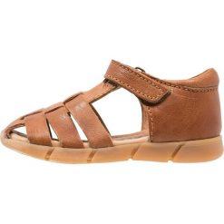 Sandały męskie skórzane: Bisgaard Sandały cognac
