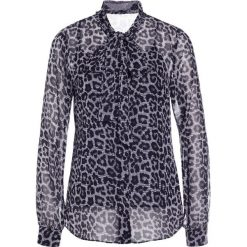 MICHAEL Michael Kors Bluzka black. Czarne bluzki damskie MICHAEL Michael Kors, s, z materiału. W wyprzedaży za 506,35 zł.