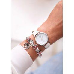 Zegarki damskie: Biały Zegarek Dune