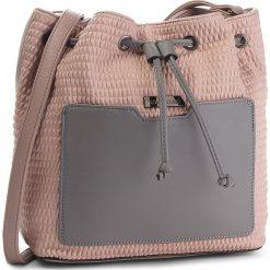 Torebka MONNARI - BAG9250-004 Pink. Czerwone torebki klasyczne damskie Monnari, ze skóry ekologicznej. W wyprzedaży za 179,00 zł.