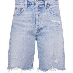 Szorty damskie: Agolde 90S SHORT Szorty jeansowe siren