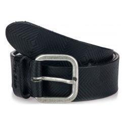 Pepe Jeans Pasek Męski Warwick 95 Czarny. Czarne paski męskie Pepe Jeans, w paski, z jeansu. Za 229,00 zł.