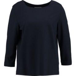 Bluzy rozpinane damskie: Betty & Co Bluza dark sapphire