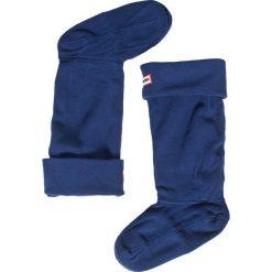 Hunter - Skarpetki Boot Sock. Niebieskie skarpetki damskie Hunter, z poliesteru. Za 139,90 zł.