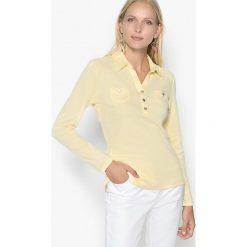 Koszulki polo: T-shirt, kołnierzyk polo, czysta czesana bawełna