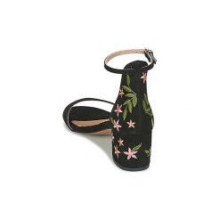 Sandały Betty London  INNUMUTU. Czarne sandały damskie marki Betty London. Za 289,00 zł.