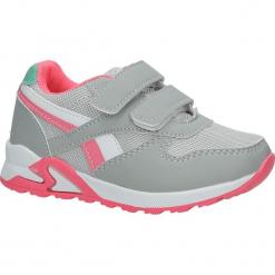 Szare buty sportowe na rzepy Casu 723D-1. Szare buciki niemowlęce Casu, na rzepy. Za 49,99 zł.