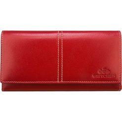 Portfel 14-1-122-3. Czerwone portfele damskie Wittchen. Za 180,00 zł.