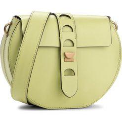 Torebka COCCINELLE - YV3 Minibag C5 YV3 15 C6 28 158. Brązowe listonoszki damskie marki Coccinelle, ze skóry. W wyprzedaży za 629,00 zł.