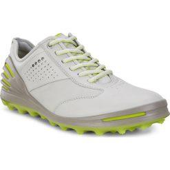 Golfy męskie: ECCO Men's Golf Cage Pro – Szary – 39