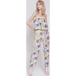 Kombinezony damskie na lato: Jasnozielony Kombinezon New Look New Way