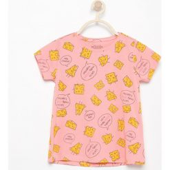 T-shirt z nadrukiem - Pomarańczo. Szare t-shirty męskie z nadrukiem marki Reserved, l. W wyprzedaży za 24,99 zł.