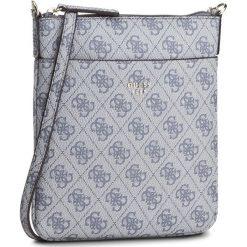 Torebka GUESS - Jolen (SG) Mini-Bag HWSG68 57700  GRY. Niebieskie listonoszki damskie marki Guess, z aplikacjami, ze skóry ekologicznej. W wyprzedaży za 249,00 zł.