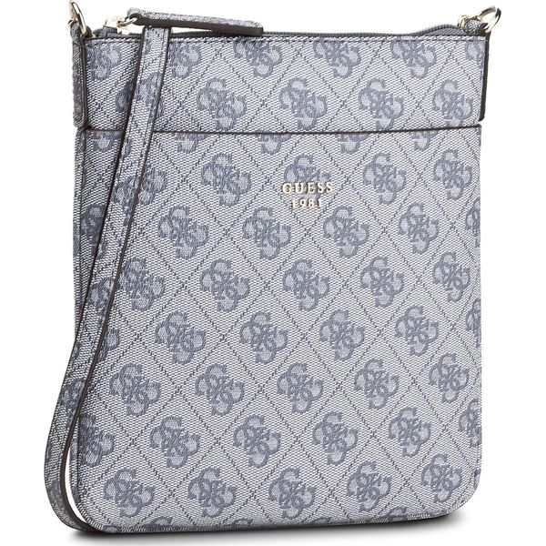2842253a6c8a9 Torebka GUESS - Jolen (SG) Mini-Bag HWSG68 57700 GRY - Niebieskie ...