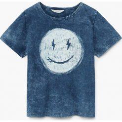 T-shirty chłopięce: Mango Kids – T-shirt dziecięcy LLamp 110-164 cm