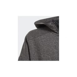 Bluzy Dziecko adidas  Bluza z kapturem ID Stadium. Szare bluzy chłopięce rozpinane marki Adidas, z kapturem. Za 229,00 zł.