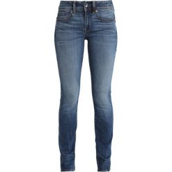 GStar MIDGE SADDLE MID STRAIGHT WMN NEW Jeansy Straight Leg elto superstretch. Niebieskie jeansy damskie G-Star. Za 559,00 zł.