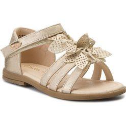 Sandały dziewczęce: Sandały NELLI BLU – C17SS268-2 Złoty 1