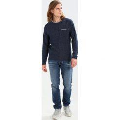 Nudie Jeans FEARLESS FREDDIE Jeansy Zwężane blue visions. Czarne jeansy męskie marki Criminal Damage. W wyprzedaży za 463,20 zł.