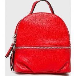 Steve Madden - Plecak. Czerwone plecaki damskie marki Steve Madden, z materiału. Za 299,90 zł.
