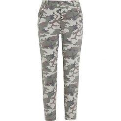spodnie militarne damskie eleganckie
