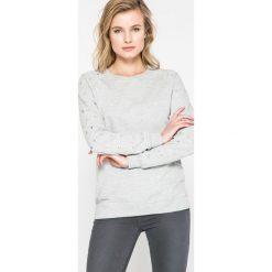 Answear - Bluza UR Your Only Limit. Szare bluzy damskie marki ANSWEAR, m, z bawełny, bez kaptura. W wyprzedaży za 59,90 zł.
