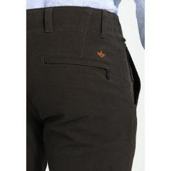 Rurki męskie: DOCKERS SMART 360 FLEX ALPHA SKINNY Spodnie materiałowe olive brown