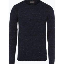 Swetry męskie: Jack & Jones – Sweter męski, niebieski