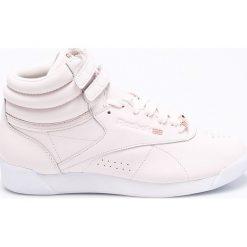 Reebok Classic - Buty F/S Hi Nbk. Szare buty sportowe damskie reebok classic marki Reebok Classic, z materiału. W wyprzedaży za 179,90 zł.