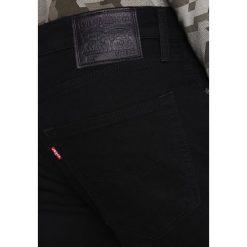 Levi's® 502 REGULAR TAPER Jeansy Zwężane nightshine. Czarne rurki męskie marki Levi's®, z bawełny. Za 369,00 zł.