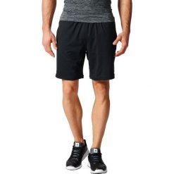 Bermudy męskie: Adidas Spodenki męskie Speed Short Gradient czarne r. L (BK6212)